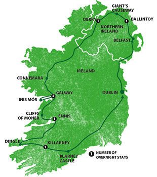 All-Ireland-Map